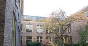 Haniahof Leeuwarden binnenplaats