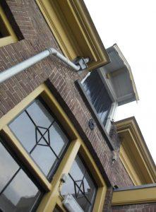 Haniahof Leeuwarden gevel2
